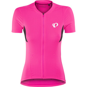 PEARL iZUMi Select Pursuit Kortärmad cykeltröja Dam screaming pink/black
